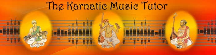 Karnatic Music Tutor
